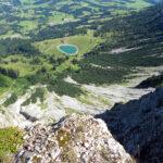 Blick ins Tal vom Iseler