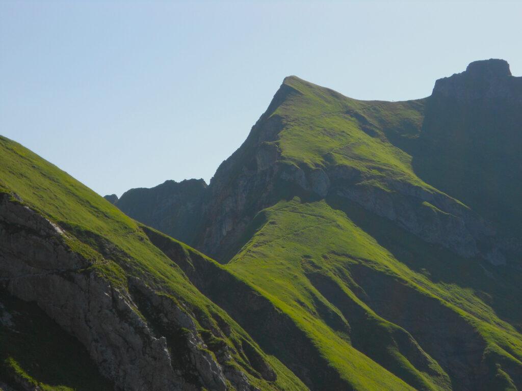 Aufstieg zum Laufbacher Eck vom Schochen